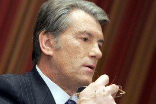 Ющенко пригрозив Черновецькому прокуратурою