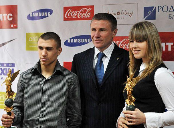 НОК нагородив спортивних героїв року