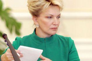 Богатирьова взяла участь у зведенні патріарха на престол