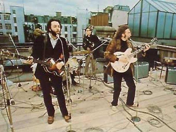Британці обрали найпопулярнішу пісню The Beatles