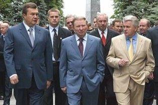 Кучма та Литвин просили допомоги у Москви: дані екс-охоронця