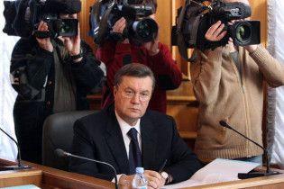 Янукович відмовляється підписувати листа до МВФ