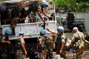 Миротворці ООН відмовляються їхати в Конго