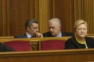 Тимошенко обіцяє кадрові чистки в уряді наступного тижня