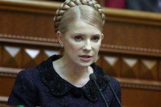 За сніданком Тимошенко та Баррозу обговорювали українську ГТС