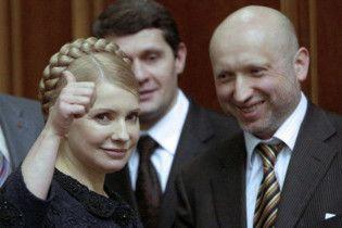 Турчинов пропонує замість Тернопільської облради переобрати Ющенка