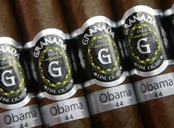 """Сигари """"Обама"""" б'ють рекорди з продажів"""