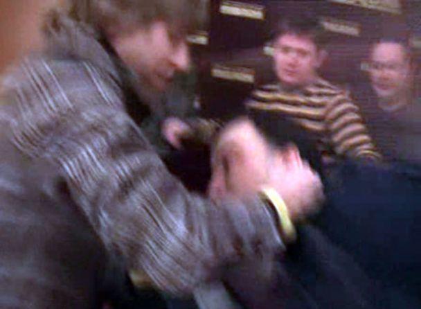 Віктор Павлік побився з Лері Вінном