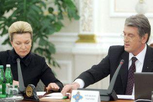 Ющенко винесе на РНБО злочинність та миротворців
