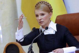Тимошенко помирилася з Ющенком і чекає на гроші МВФ