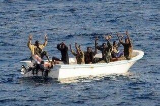 Захопленого в полон сомалійського пірата судитимуть в США