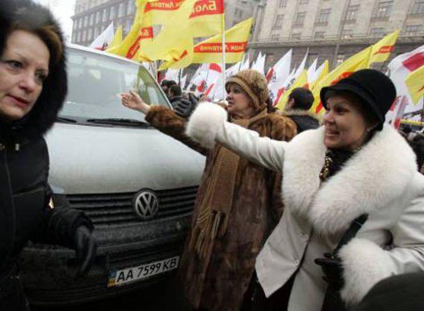 Пікетувальники домоглися свого: їх заслухають у Київраді