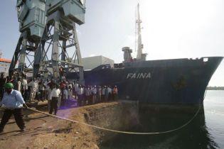 Пірати знущалися над екіпажем Faina