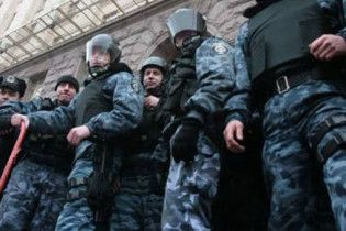 ВР заблокував взвод бійців держохорони
