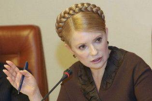Тимошенко захворіла і зірвала засідання РНБО