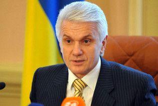 Литвин пропонує скасувати прохідний бар'єр на парламентських виборах