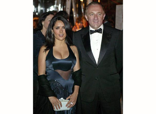 Сальма Хаєк вийшла заміж