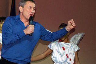 """Краще за Черновецького """"співає тільки Бог"""""""