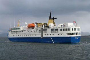 Серед евакуйованих з лайнера в Антарктиді пасажирів є українці