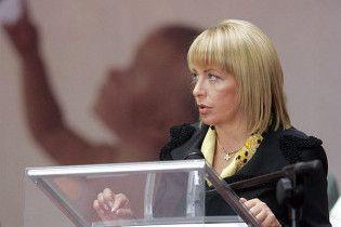Соціаліст відсудив у дружини Ющенка 20 тисяч