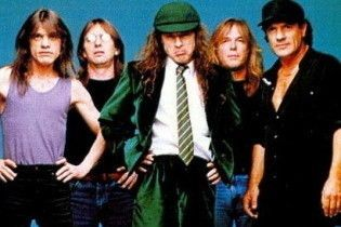 AC/DC оштрафували на 2500 євро