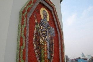 Націоналісти захопили храм Св. Миколая: версія міліції