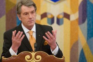 Ющенко звернувся до КС: вибори в Тернополі мають відбутися