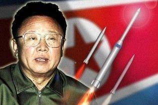 Північна Корея готується до запуску ракети із супутником