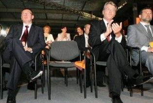 Ющенко пропонує Луценку піти у відставку
