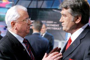 Кравчук: Ющенко розуміє, що одночасні вибори президента і Ради неможливі