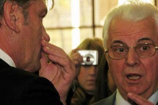 Ющенко: Кравчука витягнули з нафталіну та кинули під танки