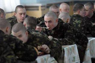 З 5 жовтня в української армії закінчаться харчі