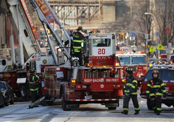Масштабна пожежа вирує в Нью-Йорку: є жертви