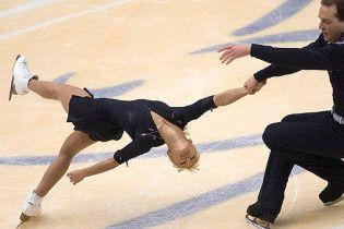 Українські фігуристи завоювали дві путівки на Олімпіаду-2010
