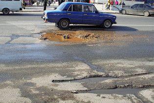 Європа дасть Україні на ремонт доріг мільярд євро