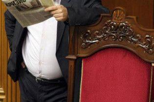 ВР вдвічі знизила зарплату президентові, міністрам та депутатам