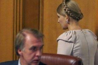 """Тимошенко викличе на килим кожного """"бютівця"""", який голосував проти Огризка"""
