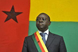 Новим президентом Гвінеї-Бісау став спікер парламенту