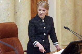 Тимошенко не бачить кінця кризи