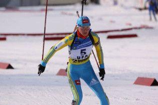 Віта Семеренко врятувала спринтерську честь України