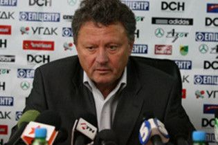 "Маркевич: грали з ""Динамо"" без нападу"