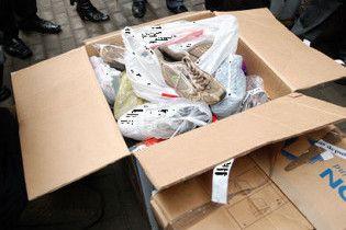 Кореєць вкрав 1200 пар черевиків з похоронних бюро