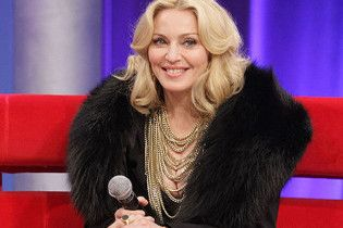 За концерт у Росії Мадонна отримає найменший гонорар за свою кар'єру