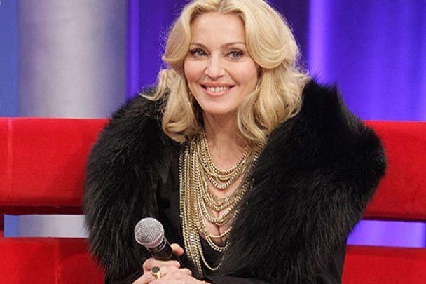 Мадонна очолила список зірок, які найгірше вдягаються