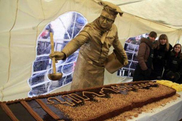 У Львові відбулося Свято шоколаду