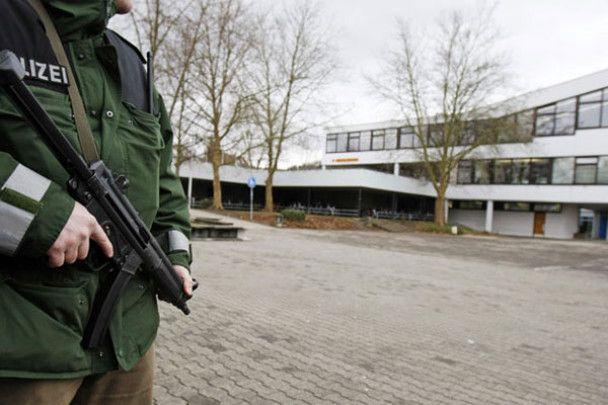 Вбивця школярів у Німеччині застрелився