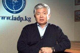 Киргизького опозиціонера заарештували за підозрою у вбивстві