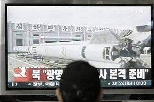 Супутник Північної Кореї виведений на орбіту