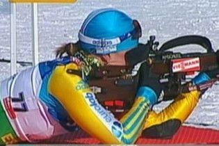 Українка виборола срібло на етапі Кубка світу з біатлону