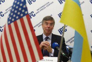 Симоненко - персона нон грата у мобілці посла США